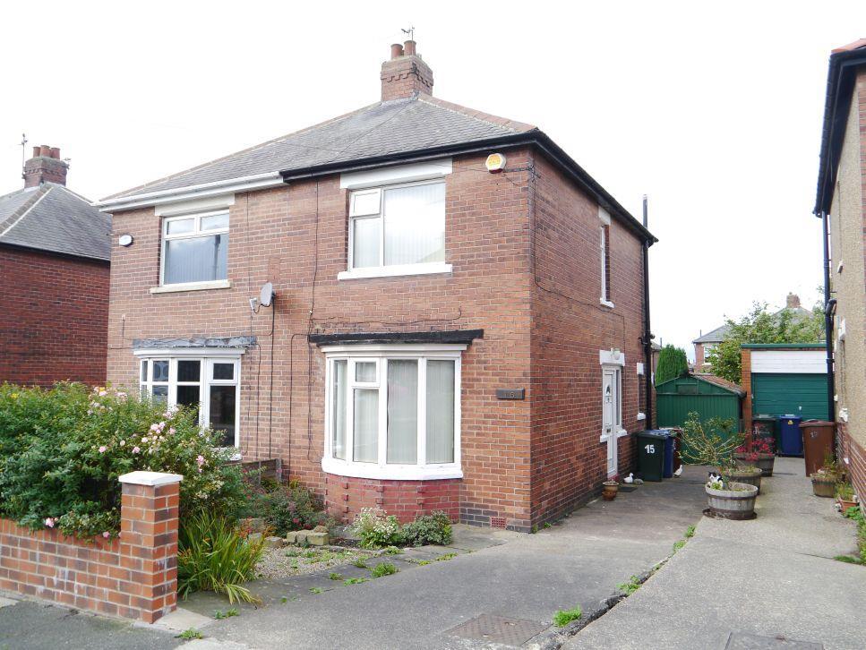 2 Bedrooms Semi Detached House for sale in Kinnaird Avenue, Denton Burn, Newcastle Upon Tyne